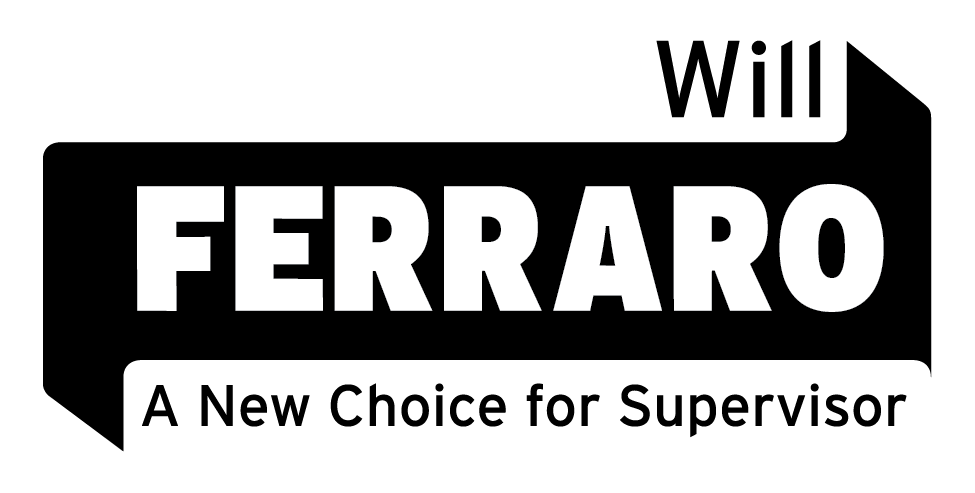 Will Ferraro for Brookhaven Town Supervisor