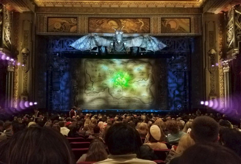 Another fun Skyrocket outing, watching the play Wicked 😄⁣ ⁣   To be considered for all of our jobs and have a personalized experience, contact us to discuss your preferences and we'd love to speak with you! www.skyrocketventures.blog