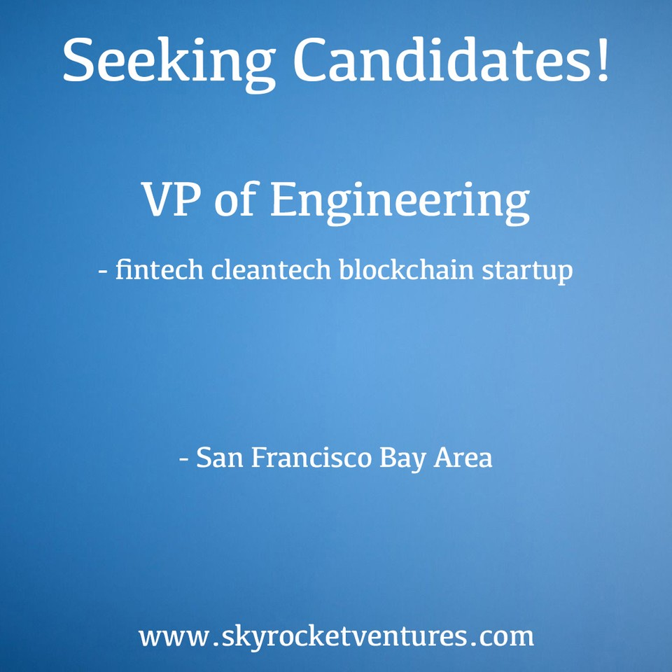 We post a small portion of our open positions online. You can view and apply to some of our jobs on the Skyrocket Ventures LinkedIn page:⁣ ⁣   https://www.linkedin.com/company/skyrocket-ventures/jobs/⁣ ⁣   Better yet, to be considered for all of our jobs and have a personalized experience, contact us to discuss your preferences and we'd love to speak with you! www.skyrocketventures.com