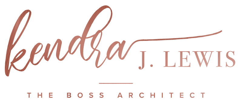 Kendra J. Lewis | The Boss Architect