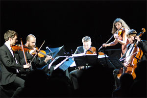 Akron Art Museum Fuze! Series:  Calder Quartet with Iva Bittová