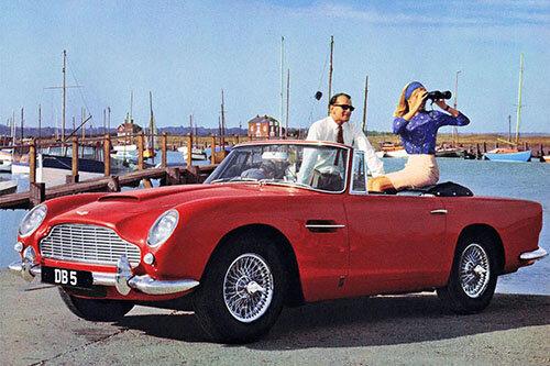 Guide Aston Martin Db5 Supercar Nostalgia