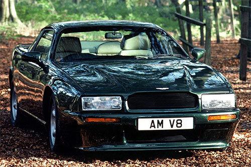 Guide Aston Martin Virage Supercar Nostalgia