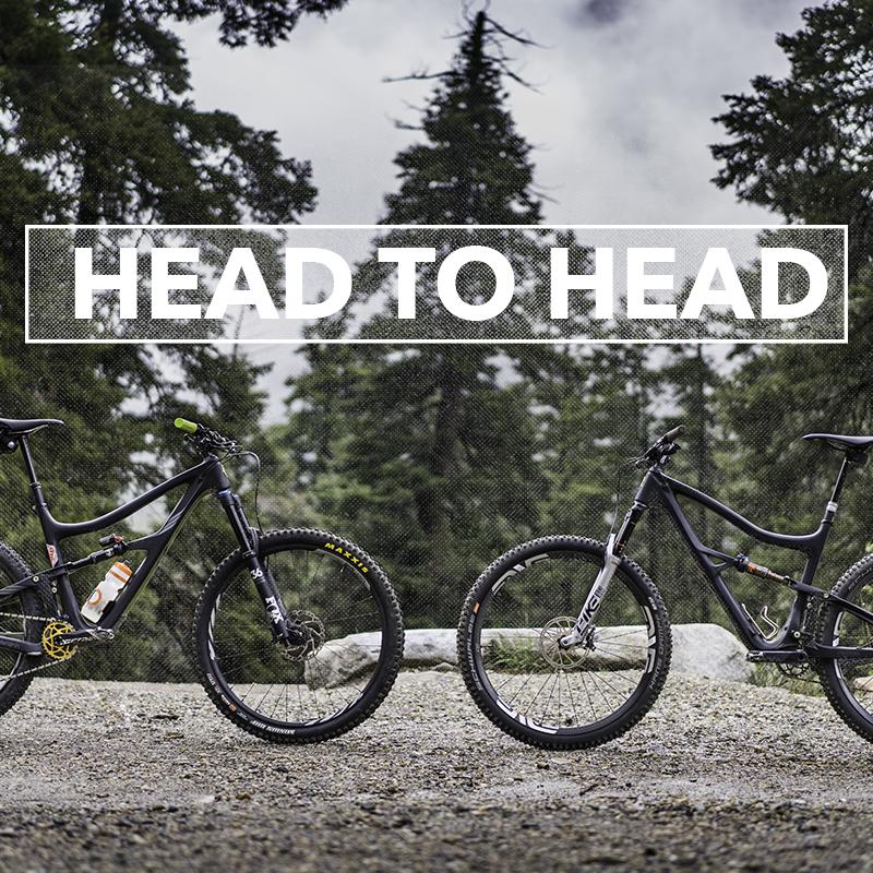 Ripmo vs Ripley - Ibis Trail Bike Showdown — Biker's Edge