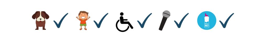 Inclusive restaurant