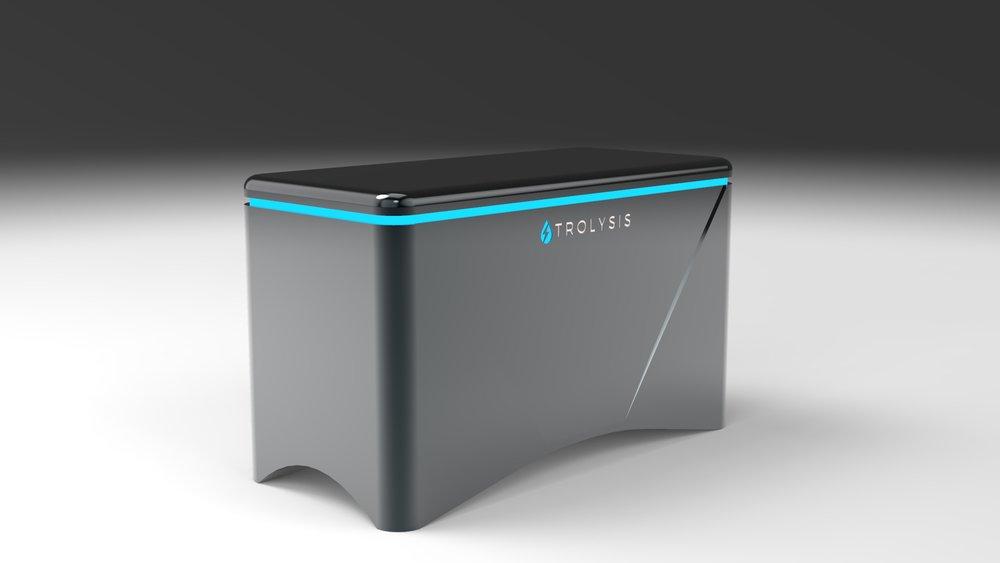 Trolysis HPU Demo Unit