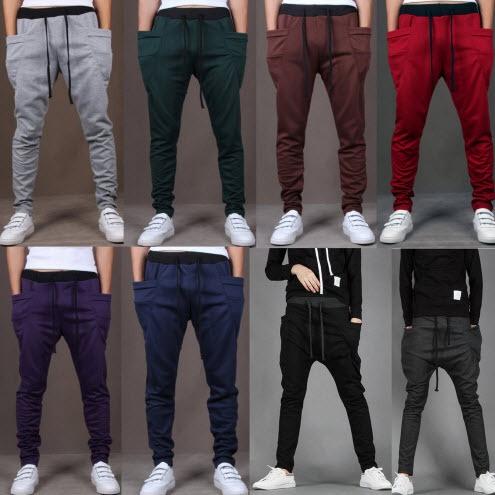 New-2014-Spring-Autumn-Harem-Pants-Men-Skinny-Slim-Fit-Sweatpants-for-Men-Fashion-Casual-Men