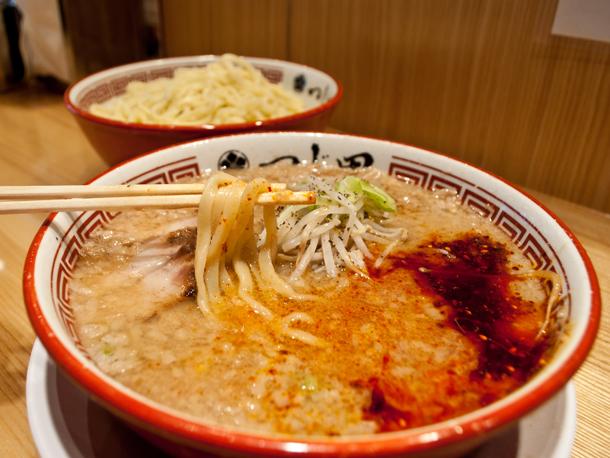 36_tsujita tsukemen dipping DSC_0411