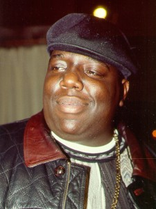 Notorious BIG At An Event