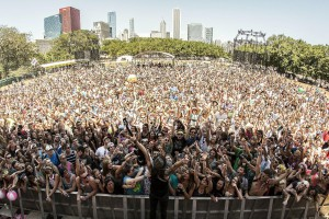 Lollapalooza 2013 - Chicago
