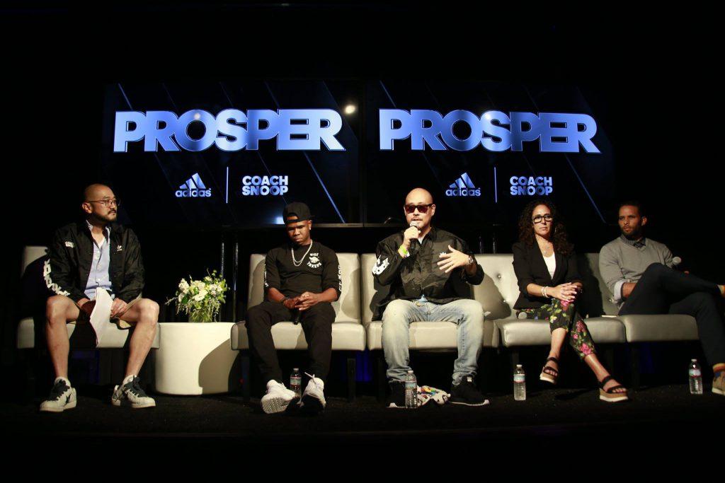 adidas Prosper Summit