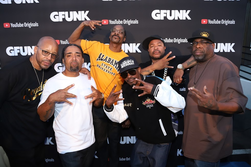 Youtube's G Funk Screening at Snoop Dog's Compound — Cashmere Agency