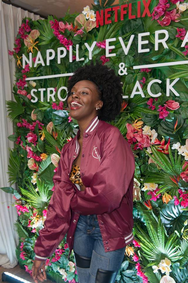 Nappily Ever After NY
