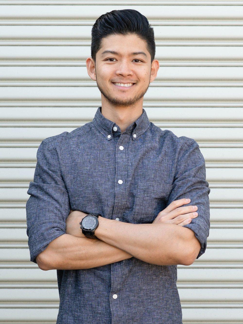 JOEY FURUTANI - Vice PresidentAbout Joey