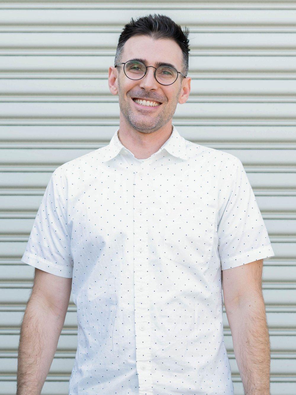 JESSE NICELY - Director, Creative StrategyAbout Jesse