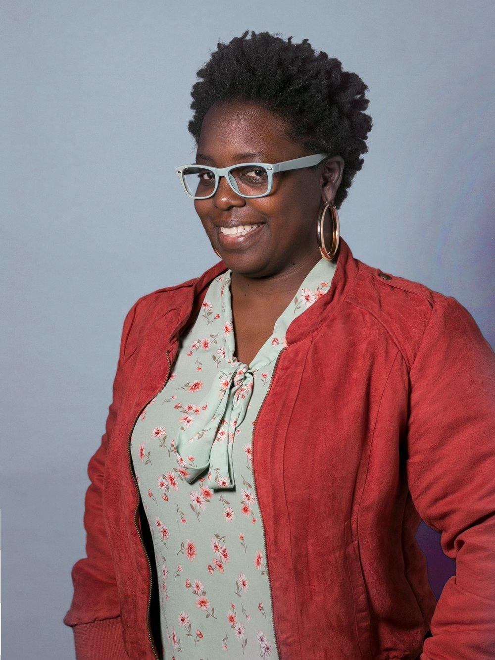 TYNESHA WILLIAMS - Creative Director