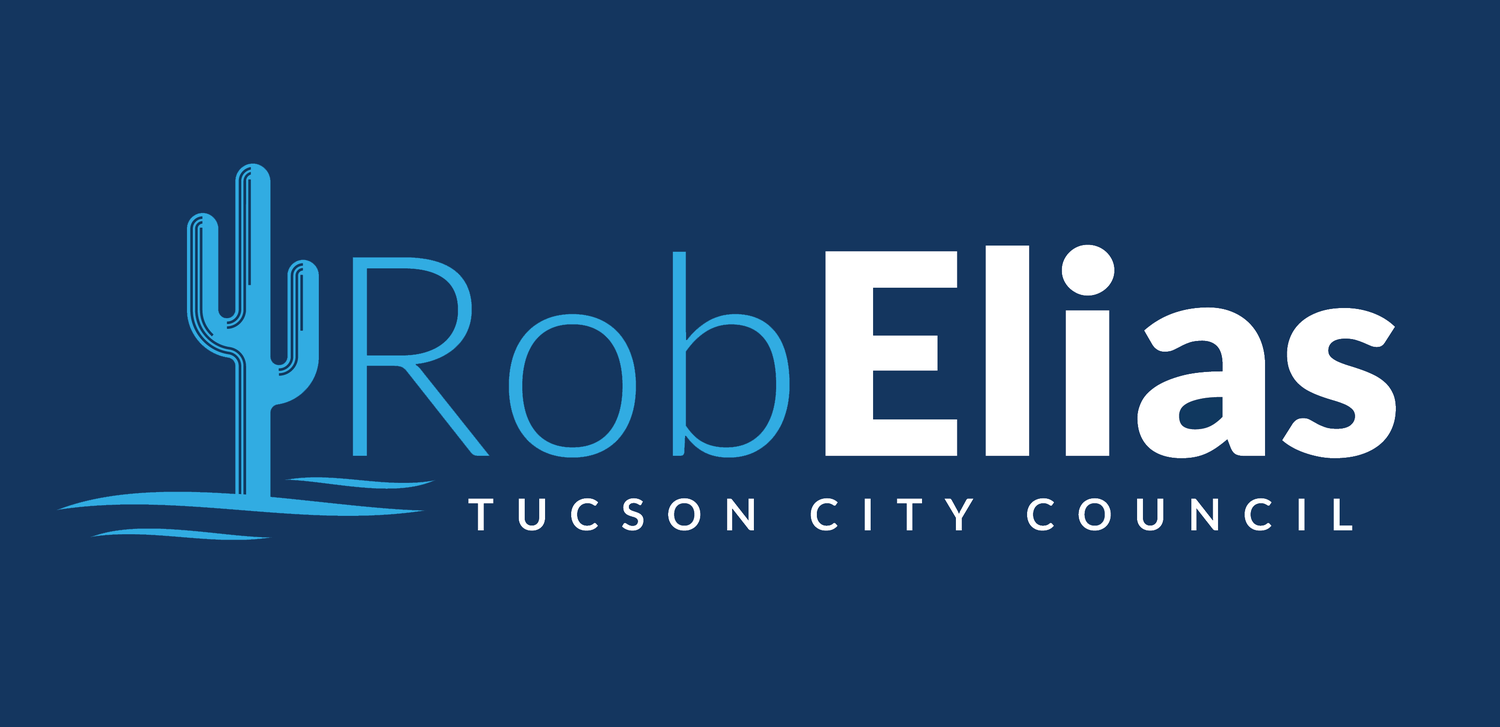 Rob Elias for Tucson City Council