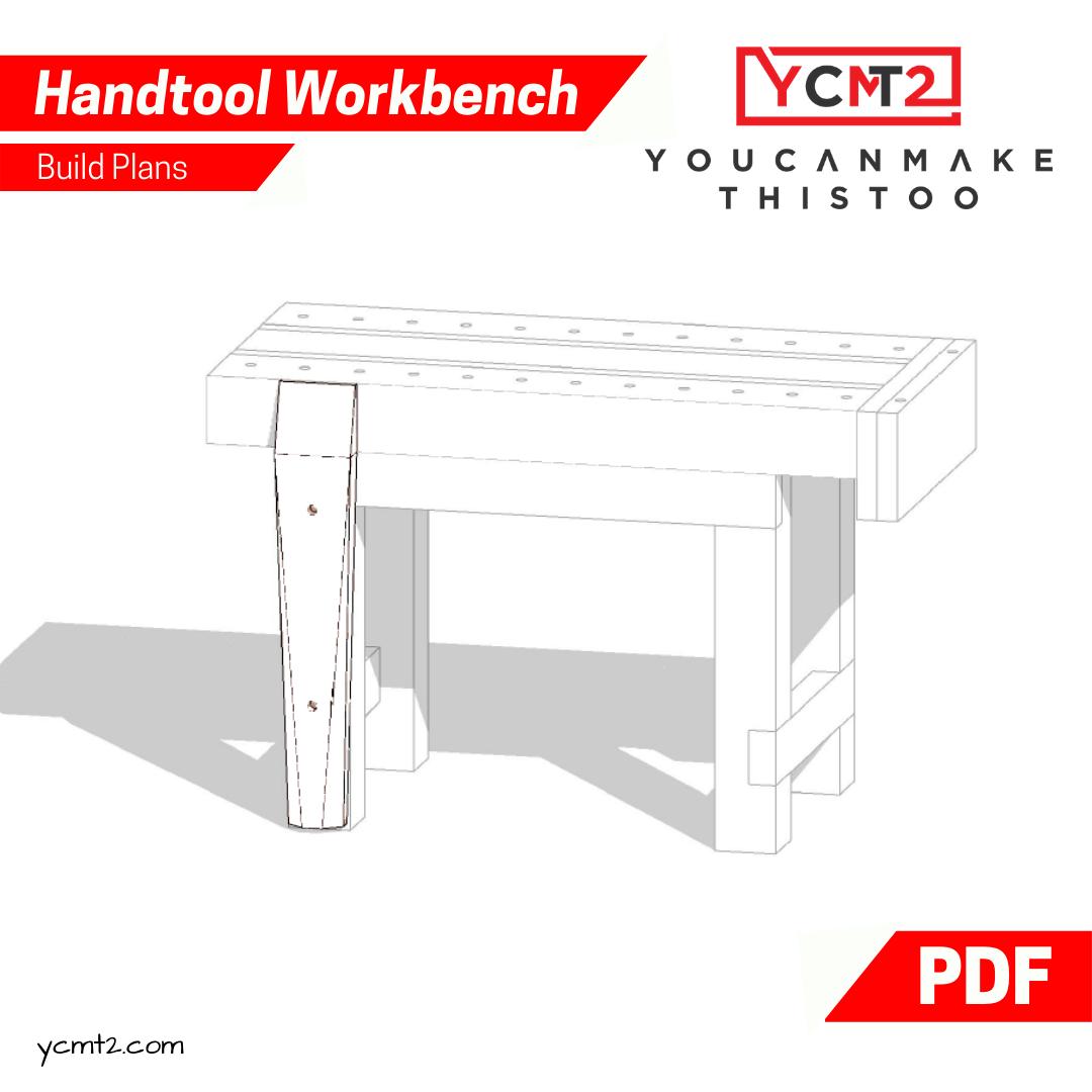 Awe Inspiring Hand Tool Workbench Youcanmakethistoo Pdpeps Interior Chair Design Pdpepsorg