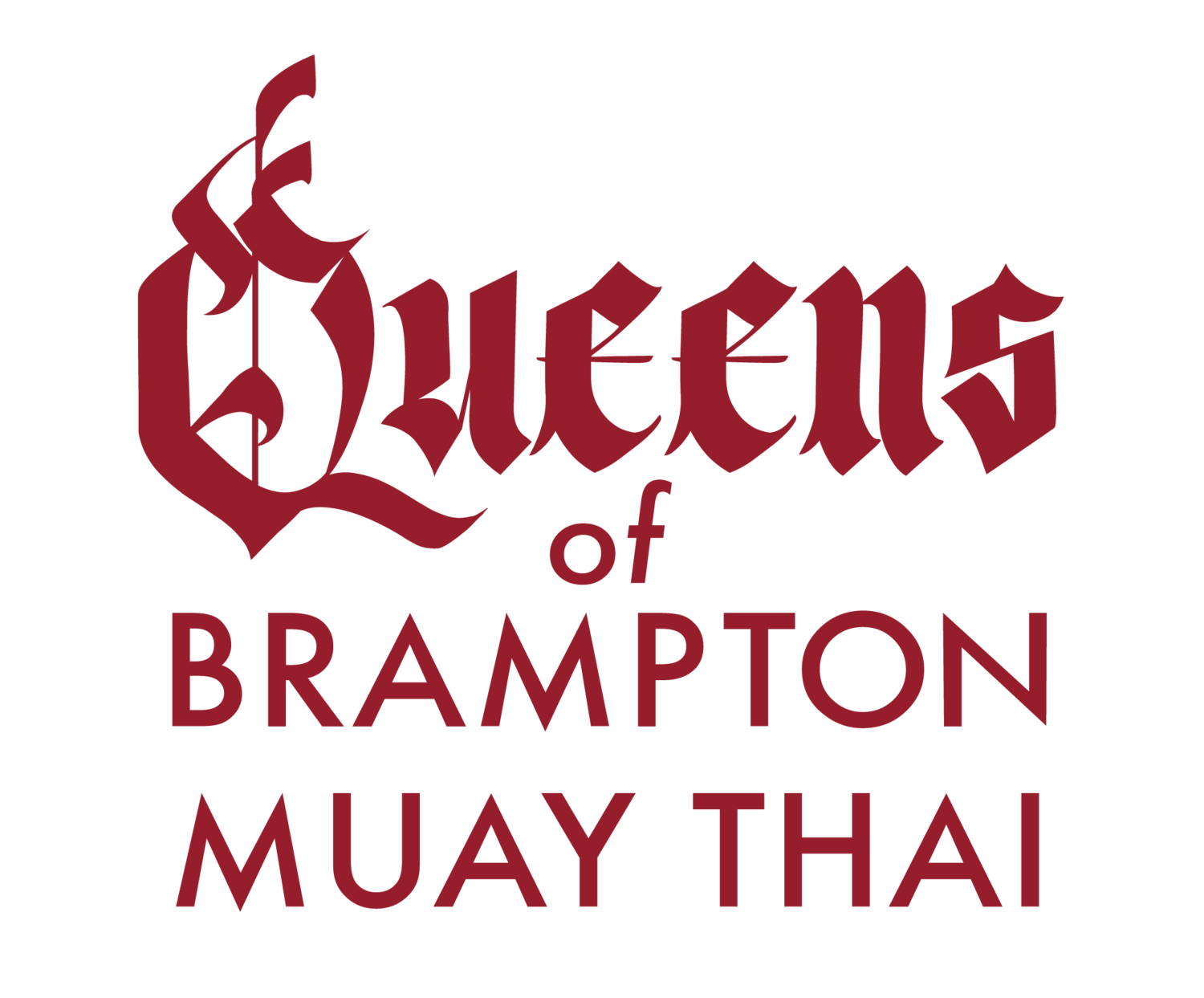 Queens of Brampton Muay Thai