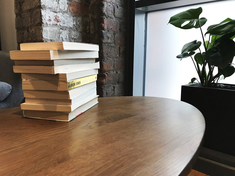 The 10 best books to shape your leadership journey. Enter your email below to access the list and gain a chance to win them all. -