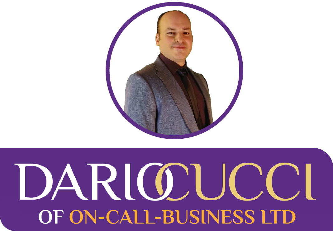 Welcome To Dario Cucci New Website