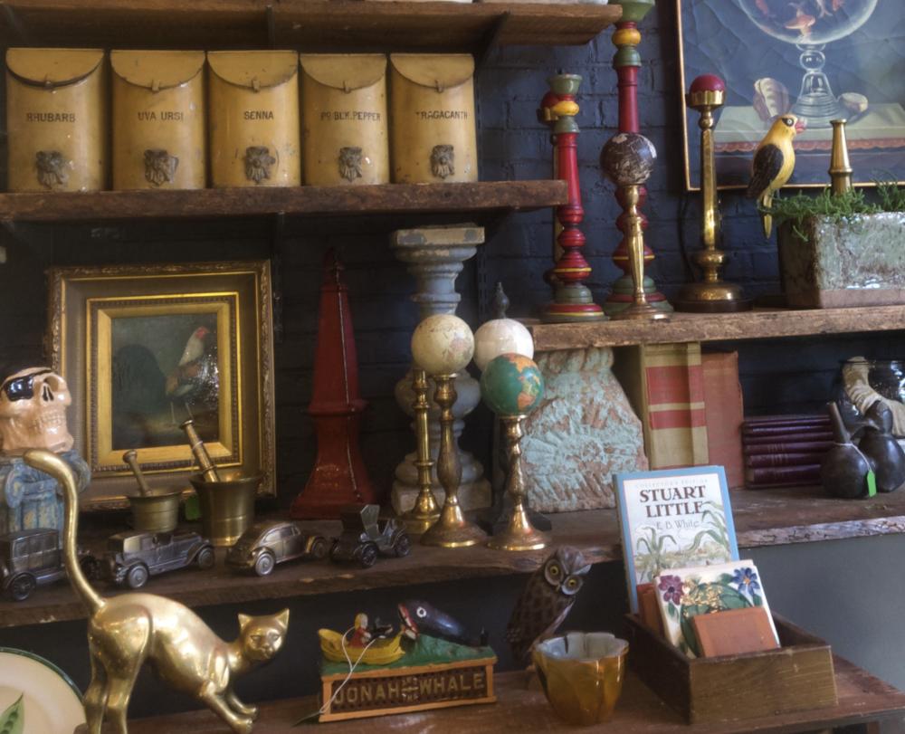 Vintage & antique Homegoods -