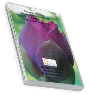 Buy Creative Healing for Fertility DVD