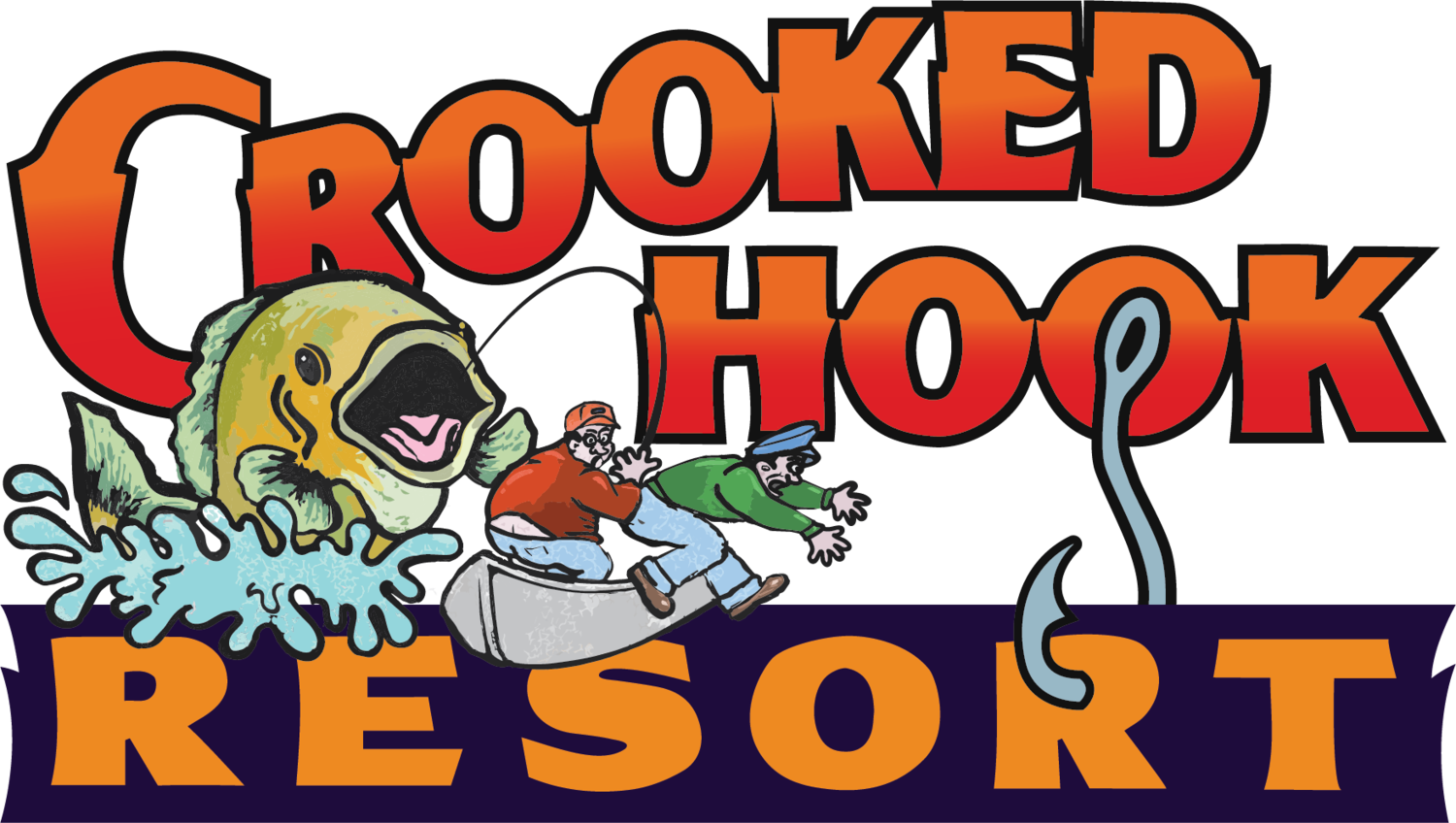 Crooked Hook Resort: Resorts on Lake Norfork in the Arkansas Ozarks