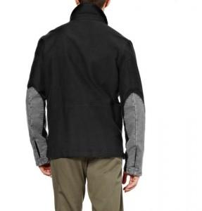 Rag & Bone men's jacket contrasting panels