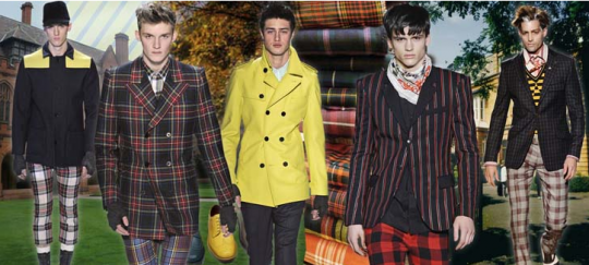 English Schoolboy Fall 2011 Menswear Trend