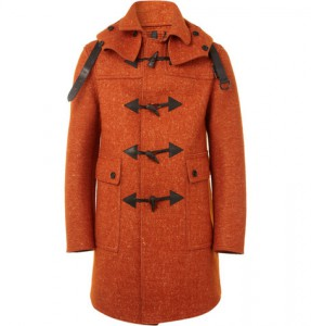 Burberry Prorsum Men's Toggle Coat