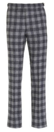 Thom Browne men's plaid pants