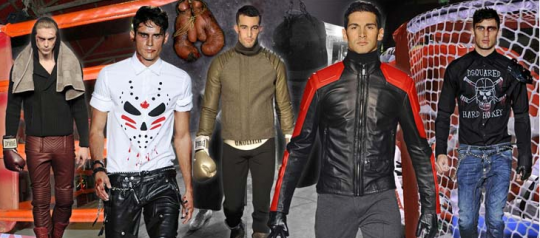 Tough Guy Fall 2011 Menswear Trend