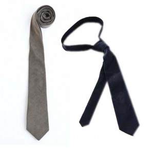 Brooklyn Industries and Land's End Canvas Men's Ties