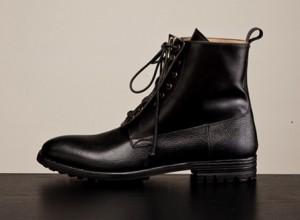 Alexander McQueen Lace-up Men's Boot