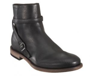 Bottega Veneta Ankle Strap Men's Boot