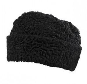 Men's Astrakhan hat