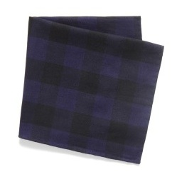 Hugo men's pocket square