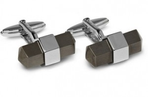 Lanvin men's cufflinks