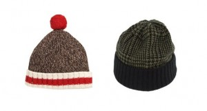 Men's wool hats