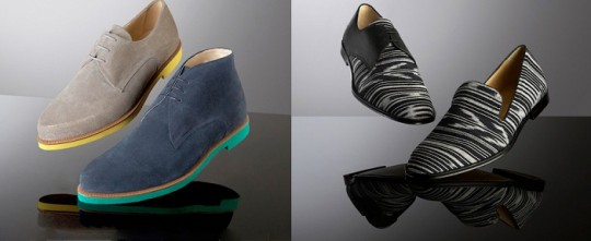 Spring 2012 Men's Shoe Trends