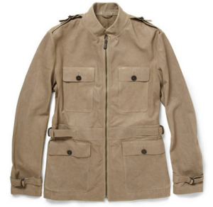 Men's Spring 2012 Style Tips: Safari Jacket