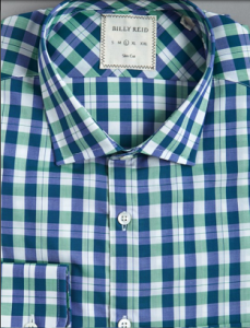Spring 2012 Men's Style Tips: Check Shirt