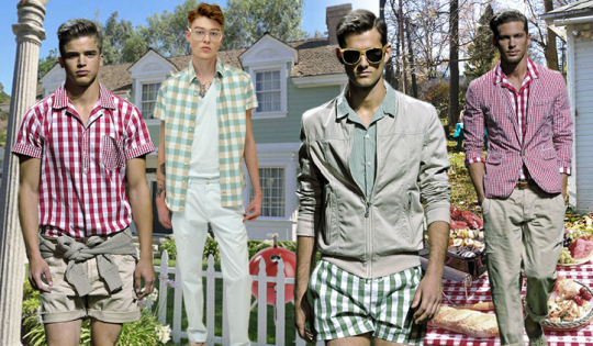 Spring 2012 Men's Style Tips: Suburbia