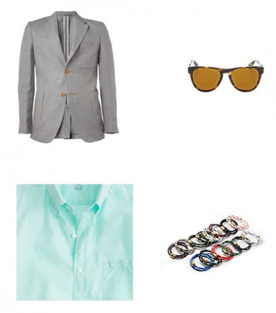 Men's Style Long Weekend Packing List