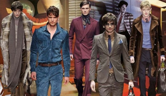Fall 2012 Menswear Trends