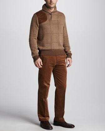 Fall 2012 Menswear Trends