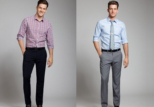 How to match your dress shirt with your pants: color combinations