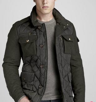 Men's Style: Field Jacket