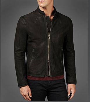 Men's Style: Leather Jacket